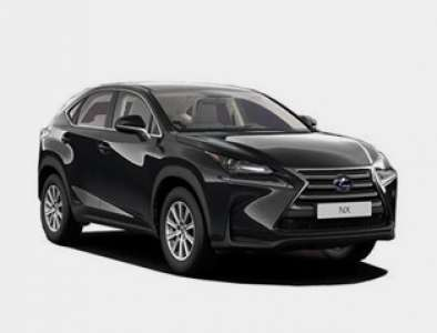 Flexi - Lexus NX Estate Auto (or similar)